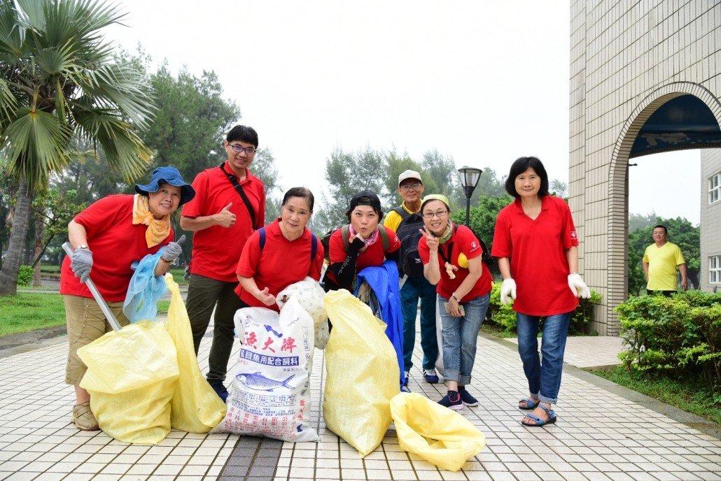 世界環境清潔日 「Lets do it! Taiwan」與全球150國接力做環保